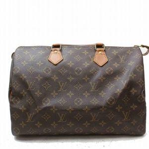 Authentic Louis Vuitton Hand Bag Speedy 35